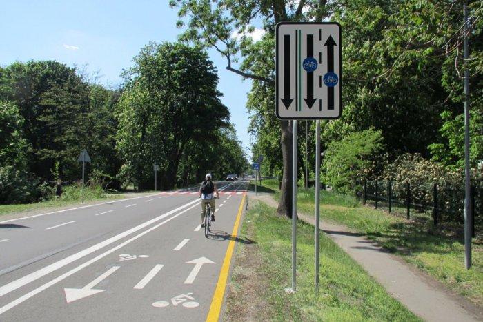 Ilustračný obrázok k článku Cyklosčítačky odhalili zaujímavé údaje: Počet cyklistov v Bratislave výrazne stúpa