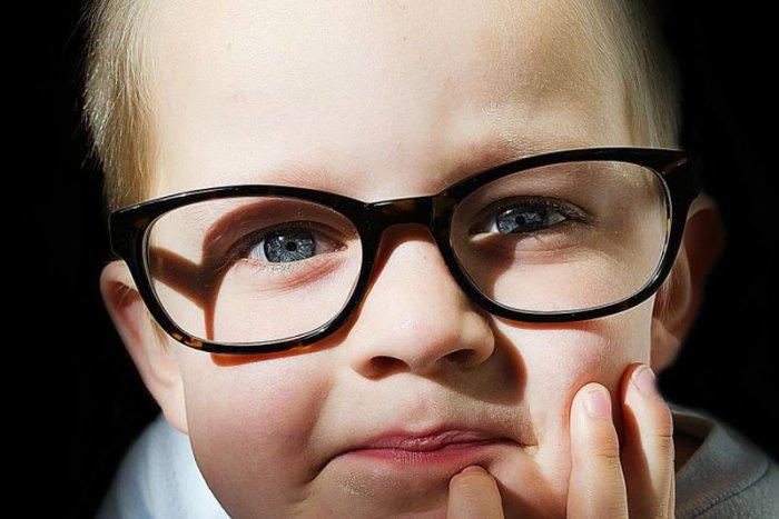 какие очки носить при зрении 0.7-0.9
