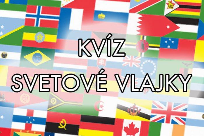 Ilustračný obrázok ku kvízu Svetové vlajky