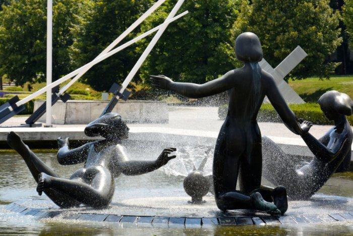 Ilustračný obrázok ku kvízu Poznáte bratislavské fontány?