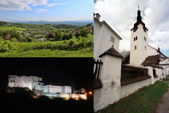 Ilustračný obrázok ku kvízu 15 rýchlych otázok vám ukáže, či dobre poznáte dedinky v okolí Bystrice