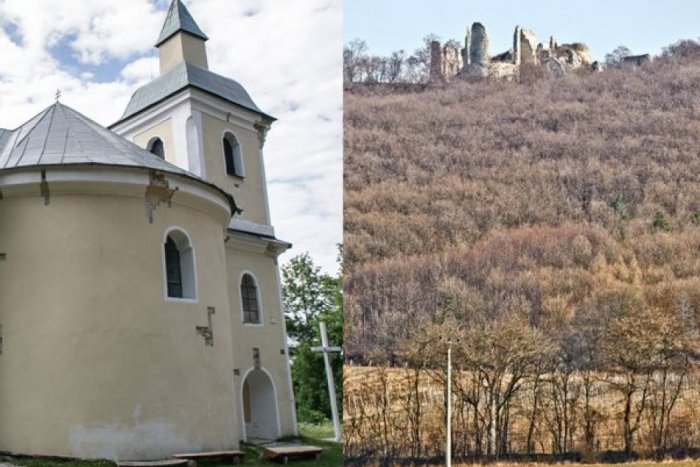 Ilustračný obrázok ku kvízu 15 rýchlych otázok vám ukáže, či dobre poznáte dedinky v okolí Topoľčian