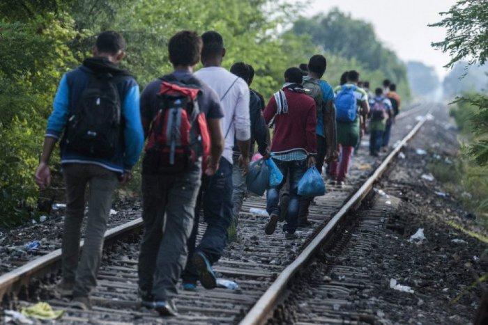 Ilustračný obrázok ku kvízu Holé fakty o utečencoch a migrantoch, otestujte svoje znalosti