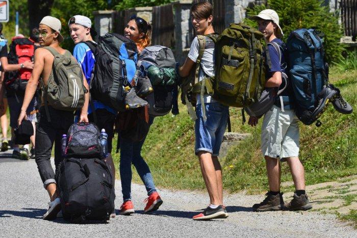Ilustračný obrázok ku kvízu Fakty o turistických lákadlách v novozámockom okrese
