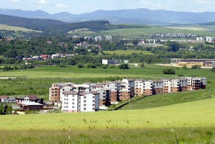 Ilustračný obrázok ku kvízu Ako dobre poznáte sídliská v Prešove?