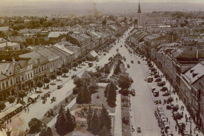 Ilustračný obrázok ku kvízu Máte dôležité dátumy zo života Prešova v malíčku?