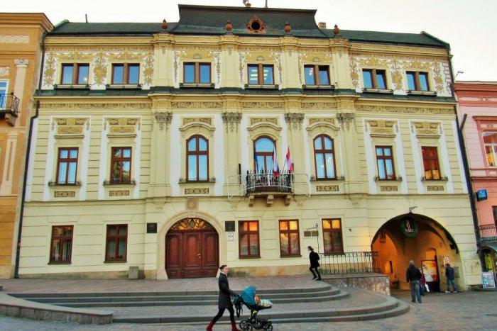 Ilustračný obrázok ku kvízu Ako dobre poznáte naše mesto? 10 otázok o uliciach v Prešove