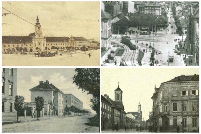 Ilustračný obrázok ku kvízu Ktoré bratislavské ulice vidíte na historických záberoch?