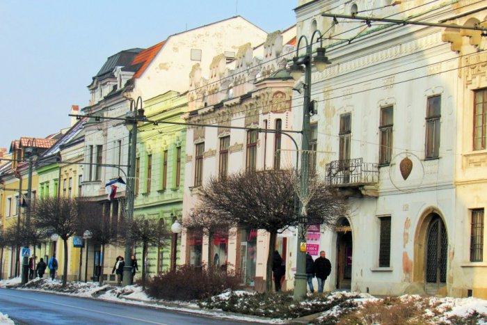 Ilustračný obrázok ku kvízu Vedeli by ste poradiť turistovi? Otestujte sa, ako poznáte Prešov!