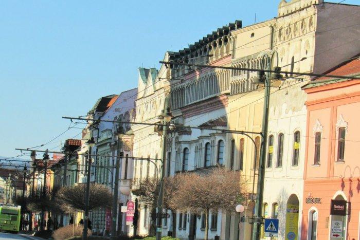 Ilustračný obrázok ku kvízu Dôležité miesta v Prešove: Viete k nim z voleja priradiť ulicu?