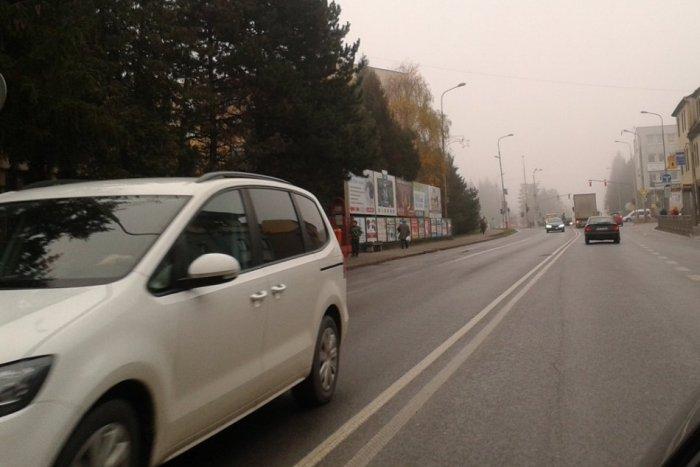 Ilustračný obrázok ku kvízu Označte z voleja maximálne povolené rýchlosti na považskobystrických cestách
