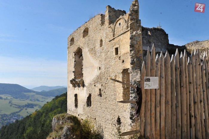 Ilustračný obrázok ku kvízu Na skalnatom brale stojí hrad: Ako dobre poznáte Lietavu?