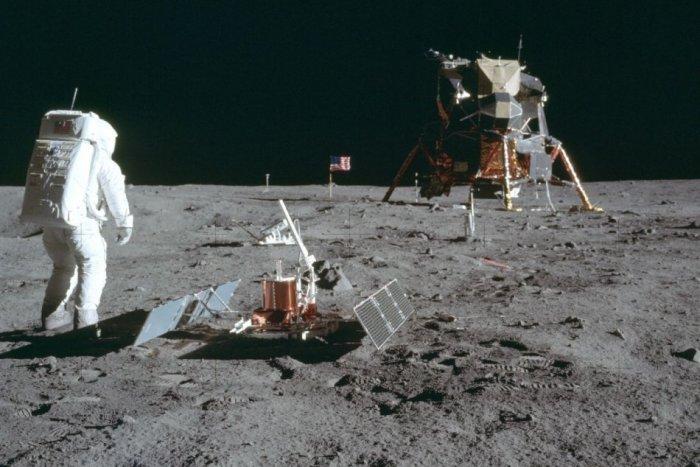 Ilustračný obrázok ku kvízu Ako dobre poznáte lunárny program?