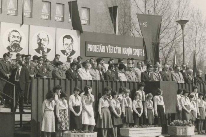 Ilustračný obrázok ku kvízu Žiar pred rokom 89: Zahrajte si nostalgický kvíz