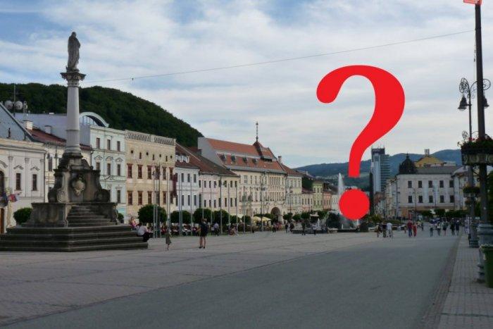 Ilustračný obrázok ku kvízu Poznáte okresy Banskobystrického kraja?