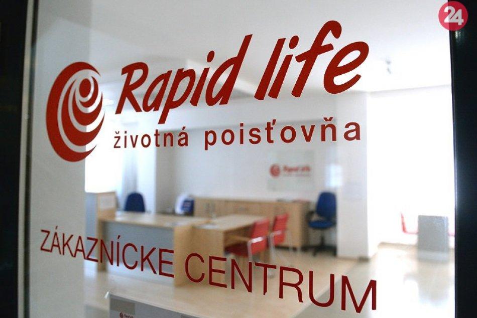 Národná banka Slovenska podala trestné oznámenie v kauze poisťovne Rapid life | Dnes24.sk
