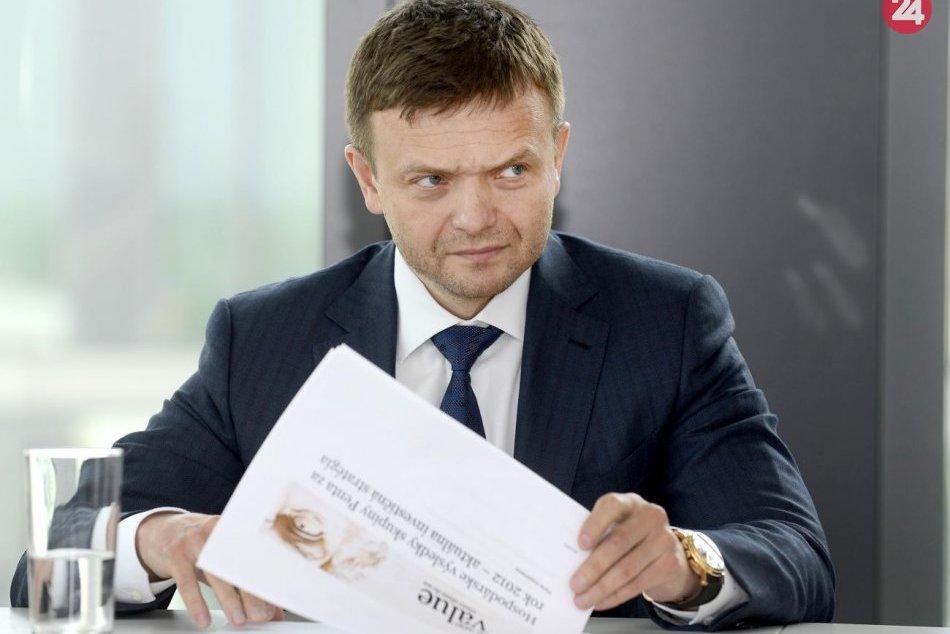 Penta spochybňuje pravosť nahrávky z kauzy Gorila: Podáva trestné oznámenie | Dnes24.sk