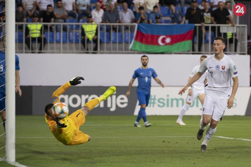 7bc90458d 4. kolo kvalifikácie EURO 2020: Azerbajdžan - Slovensko 1:5 (1:3 ...
