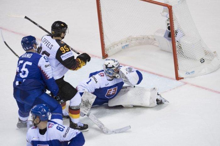 2cdedc7b93966 Ilustračný obrázok k článku Slováci boli celý zápas lepším tímom: Nemci  napokon vyhrali dvoma gólmi