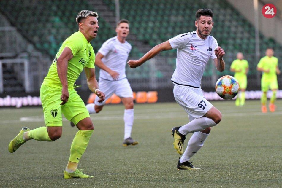 Ilustračný obrázok k článku Slovan a Žilina stále bez straty bodu: DAC remizoval s Michalovcami