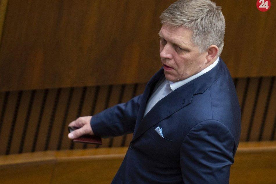 Ilustračný obrázok k článku Potvrdené! Špeciálny prokurátor rozhodol, obvinenie voči Ficovi bolo zrušené