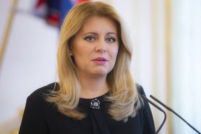 Prezidentka podpíše 13. dôchodky, obráti sa ale na Ústavný súd. Odchádzajúca vláda jej ďakuje | Dnes24.sk
