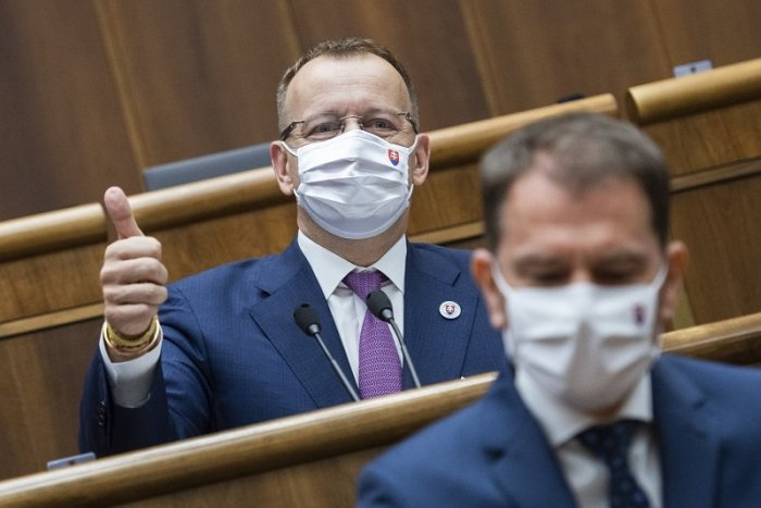 Matovič: Kollárova diplomovka? Iba sme s tým zabili dva týždne čas | Dnes24.sk